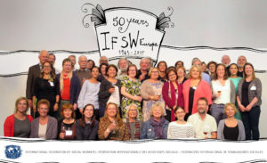 50 years IFSW Europe